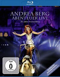 Cover Andrea Berg - Abenteuer Live - 20 Jahre Andrea Berg [DVD]